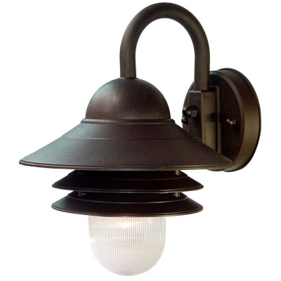 Mariner Durabrite Plastic 1-Light Wall Mount
