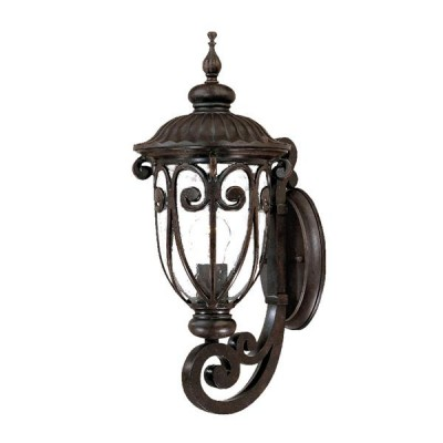 Naples 1-Light Upward 18-inch Wall Mount
