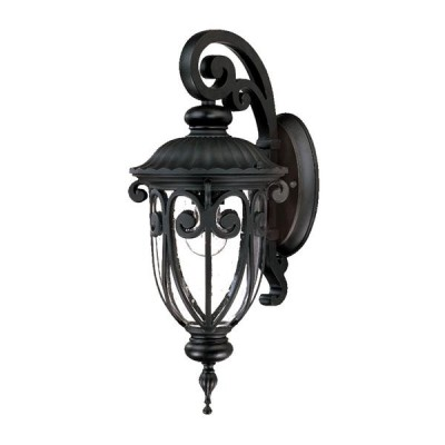 Naples 1-Light Downward 18-inch Wall Mount