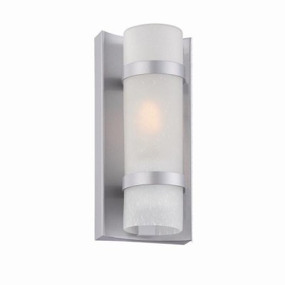 Apollo 1-Light Wall Flush-Mount Fixture