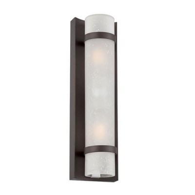 Apollo 2-Light Wall Flush-Mount Fixture