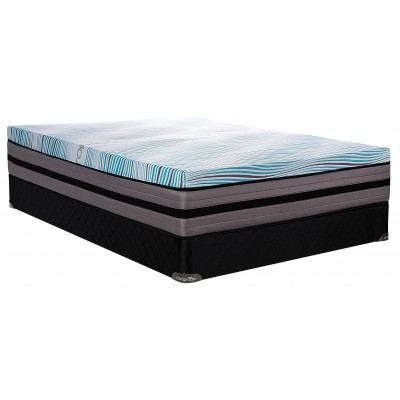 Chiropractic Harmony Smooth Top Plush Hybrid Mattress Only