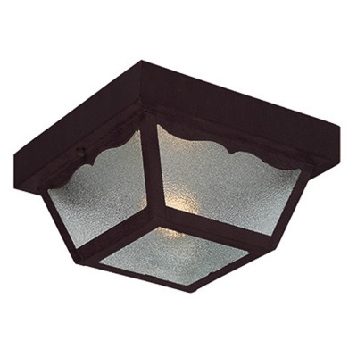 Builders' Choice 1-Light Outdoor Flushmount