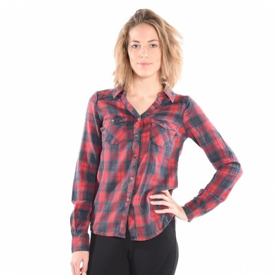 Charlotte Blouse In Red
