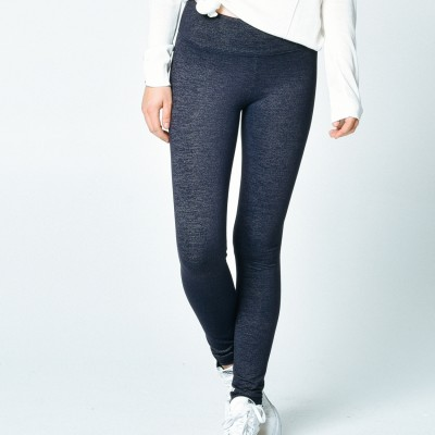 Baddah Legging In Navy