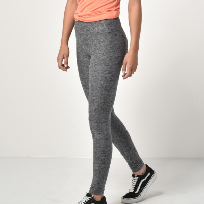 Colourful Leggings In Grey