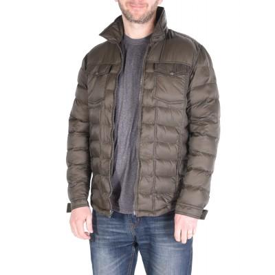 Men's Quilted Packable Coat