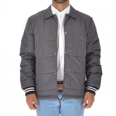 Oxford Jacket for Men in Iron