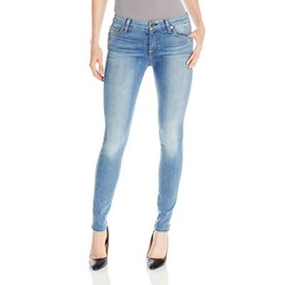 The Skinny Jeans, super skinny, slim illusion woven pants