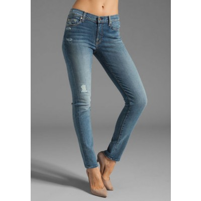 The Slim Cigarette Woven Pants