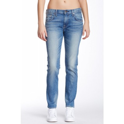The Relaxed Skinny Girlfriend Jeans