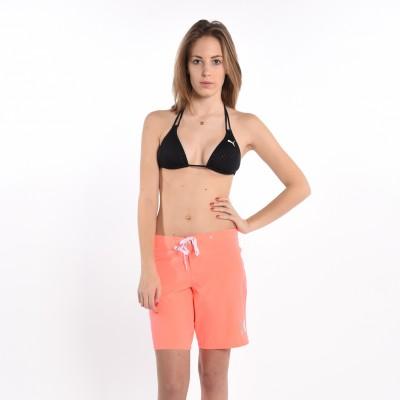 Phantom Solid Beachrider Short In Orange