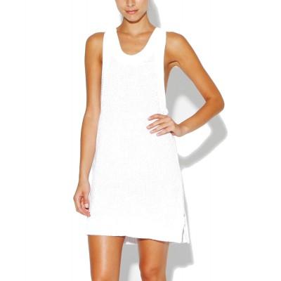 OneTeaspoon Sailor Dress in White