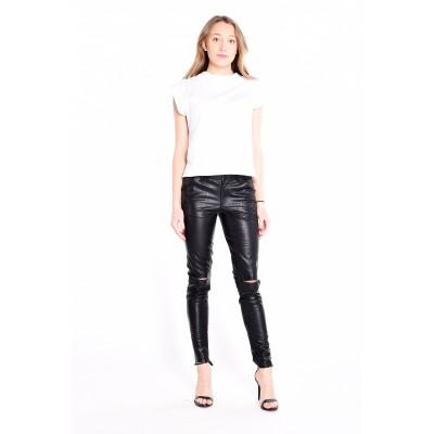 ApolloVegan Leather Pant