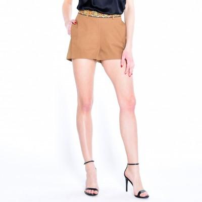 Fleetwood Vegan Leather Short
