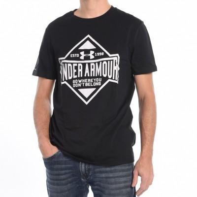 Men's T-shirt in Black
