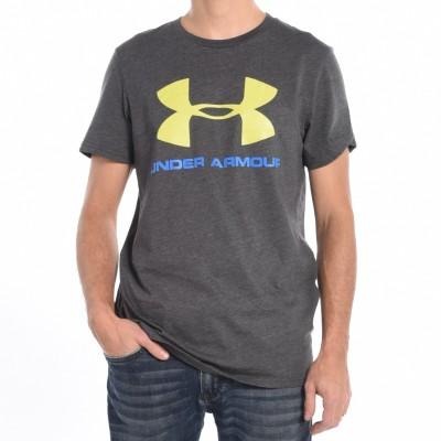 Men's T-shirt in Dark Grey