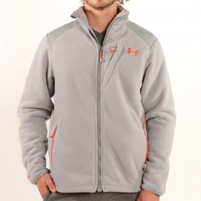 Taunen Men's Fleece Jacket Steel