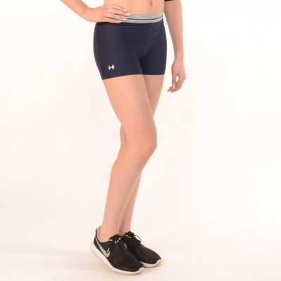 Workout Compression Shorts in Navy