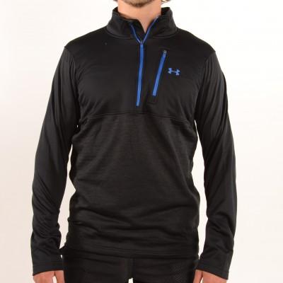 Men's Gamutlite 1/2 Zip Pullover Black/Ultra Blue