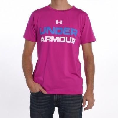 Men's workout T-shirt in Dark Purple