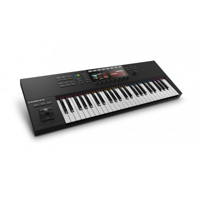 Native Instruments Komplete Kontrol S49 MK2 Controller - Native Instruments - 24783