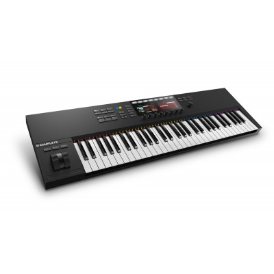 Native Instruments Komplete Kontrol S61 MK2 Controller - Native Instruments - 24797
