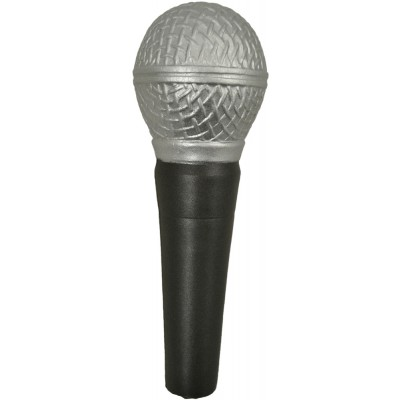 Musical Instrument Stress Toy - Microphone - Aim - 48802