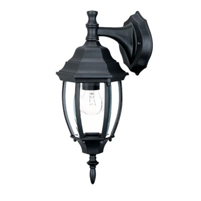 Wexford 1-Light Downward Wall-Mount 15-inch Lantern