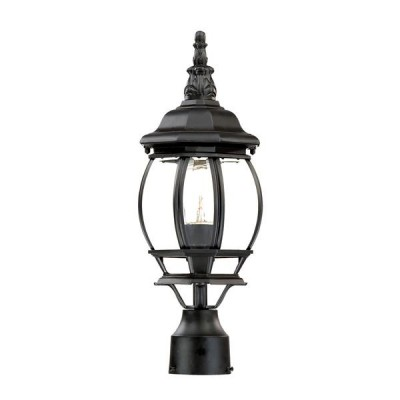 Chateau 1-Light Post-Mounted Lantern Head