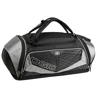 Ogio 9.0 Endurance Bag in Black/Silver