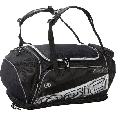 Ogio 8.0 Endurance Bag in Black/Silver