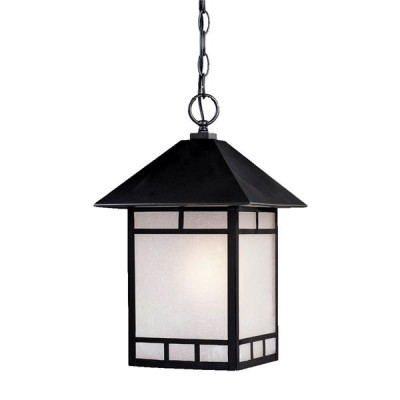 Artisan 1-Light Outdoor Hanging Lantern