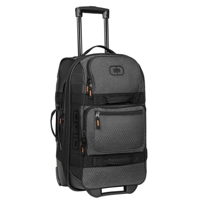 Ogio Layover Luggage in Graphite