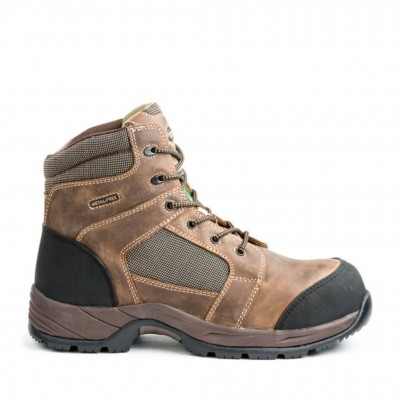 Kodiak Men's Trek Hiker Boot in Brown