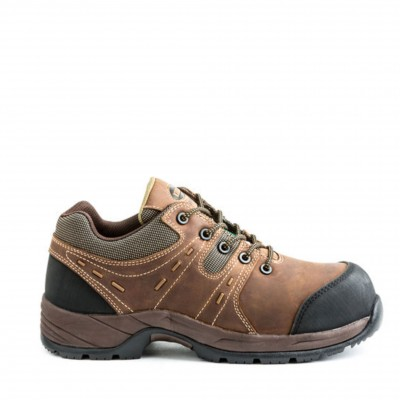 Kodiak Men's Trail Low Cut Shoe in Brown