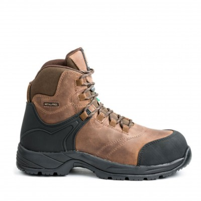 Kodiak Men's Journey Hiker Boot in Brown