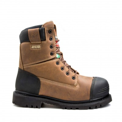 Kodiak Men's Blue Monster Boot in Brown