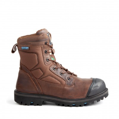 Kodiak Men's Blue Renegade Boot in Brown