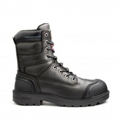 "Kodiak Men's Blue Plus 8"" Boot in Black"