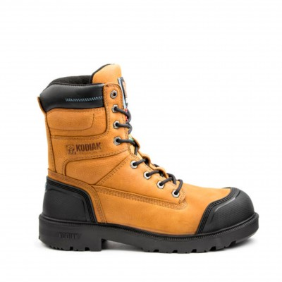 "Kodiak Men's Blue Plus 8"" Boot in Caramel"