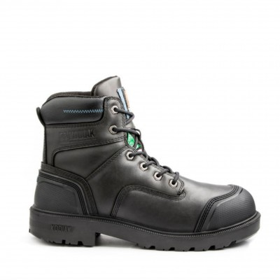 "Kodiak Men's Blue Plus 6"" Boot in Black"