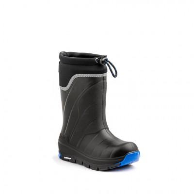 Kodiak Boys' Klondike Michelin Boot in Black Blue