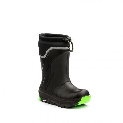 Kodiak Boys' Klondike Michel Boot in Black Green
