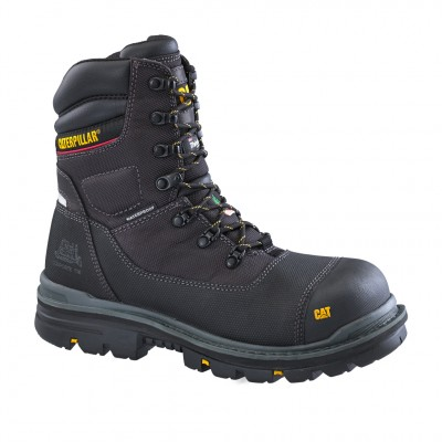 Cat Men's Payload Work Boot in Black