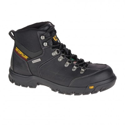 Cat Men's Threshold Work Boot in Black