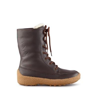 Cougar Women's Cheyenne Boot in Dark Brown