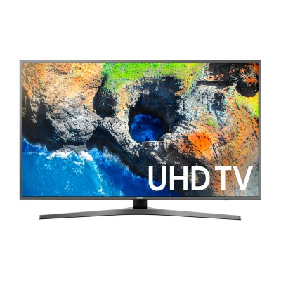 Samsung UN65MU7000FXZC 65_ 4K Ultra HD 2160p LED HDR Bluetooth Smart TV