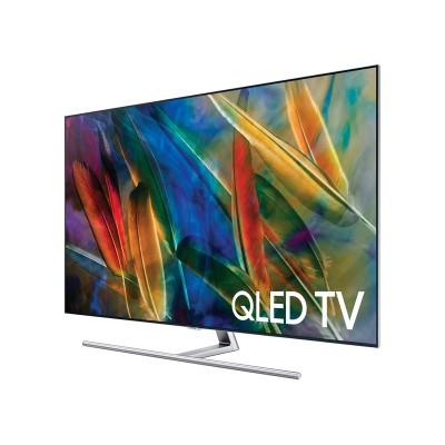Samsung QN65Q7FAMFXZC 65_ 4K UHD HDR QLED Tizen Smart TV – New 2017 Model