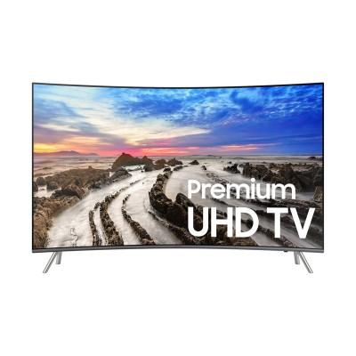 Samsung UN55MU8500FXZC Curved 4K UHD TV – 55_ Class